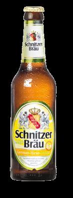 Schnitzer Bräu Hirse Lemon Glutenfrei