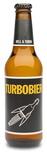 Turbobier 0,33 Liter Flasche