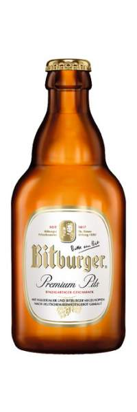 Bitburger Hell Stubbi